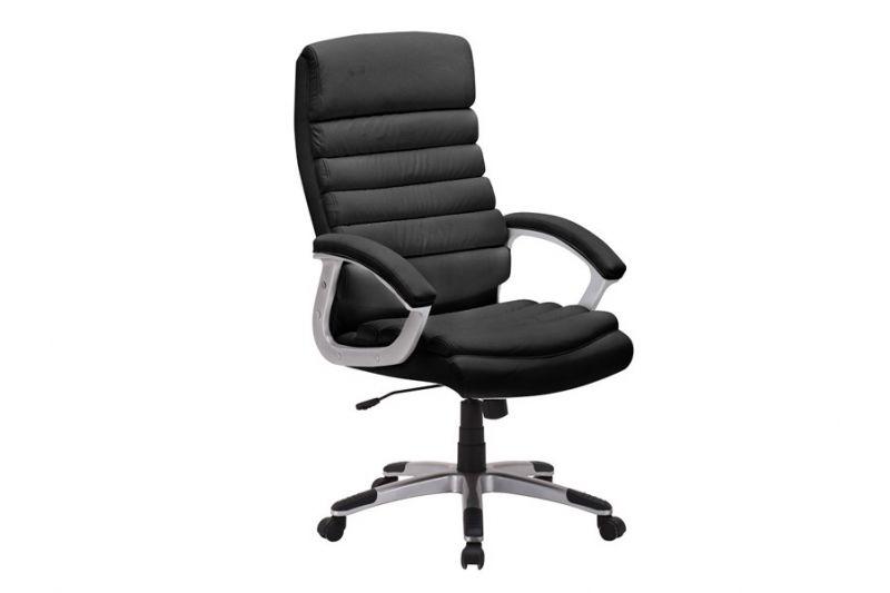 Chaise de bureau professionnel coloris noir